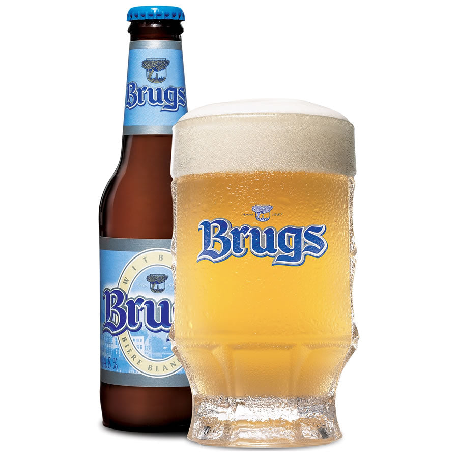 Brugs White Beer 4,8% 250ml