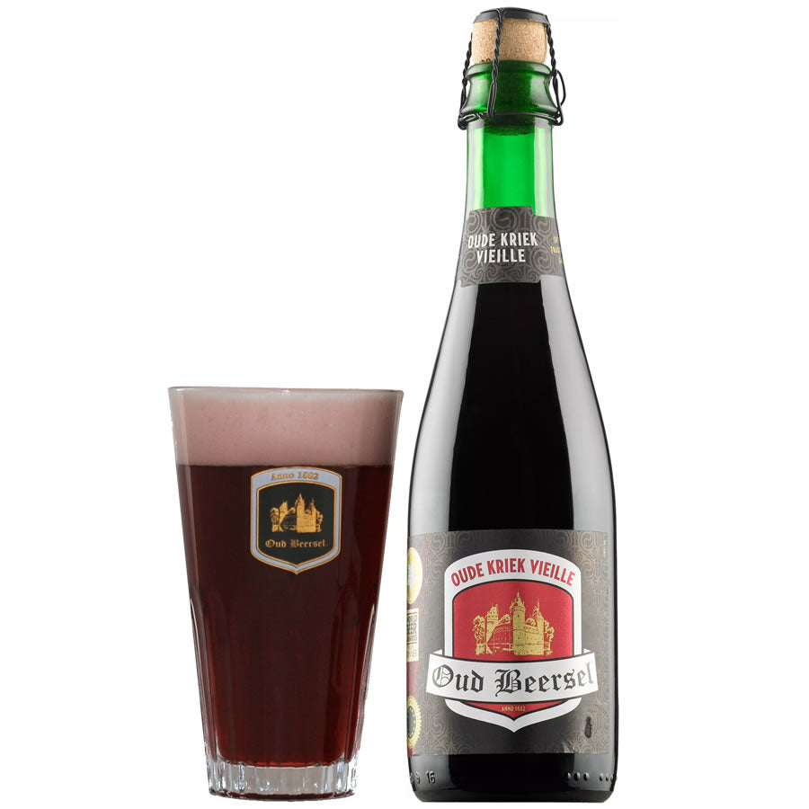 Oud Beersel Kriek 6% 375ml
