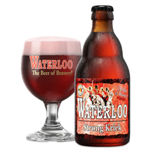 Waterloo Strong Kriek 8% 330ml