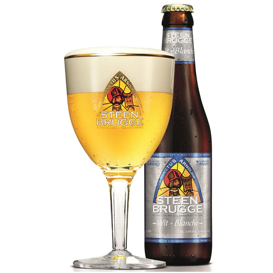 Steenbrugge White 5% 250ml