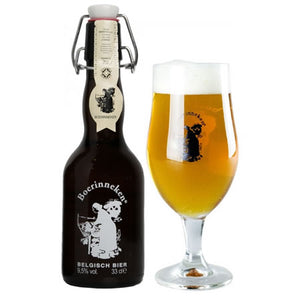 Boerinneken Blonde 9,5% 330ml