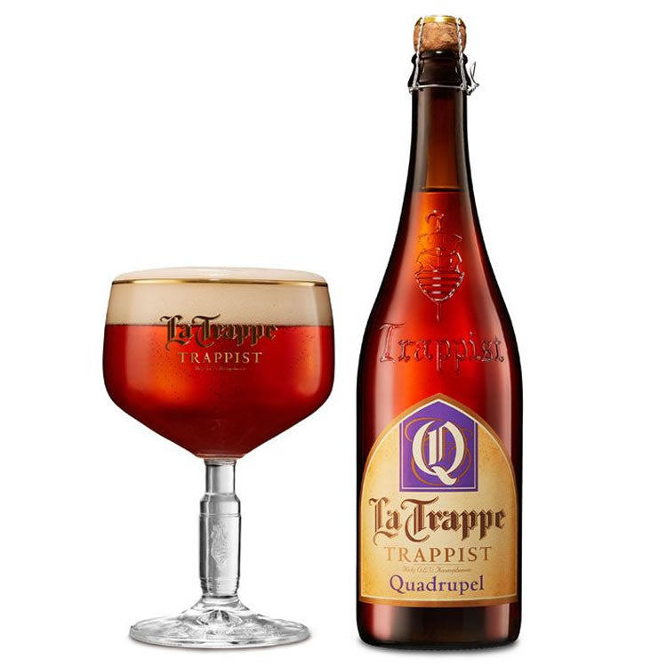 La Trappe Quadrupel 10% 750ml