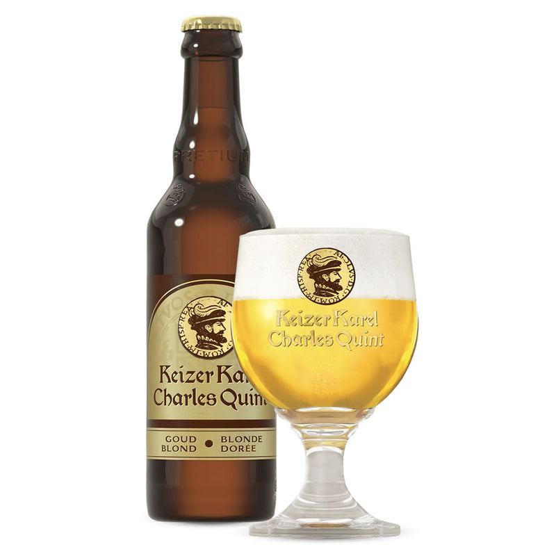 Charles Quint Golden Blond (Keizer Karel) 8,5% 330ml