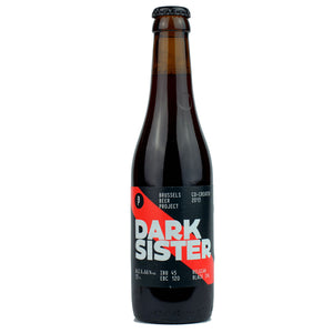 Brussels Beer Project Dark Sister 6,6% 330ml
