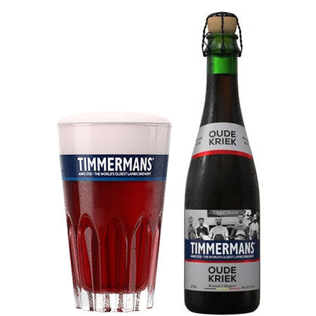 Timmermans Oude Kriek 5,5% 375ml