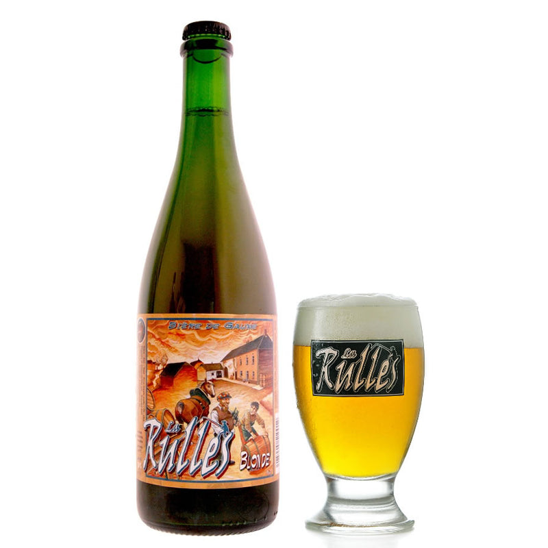 La Rulles  Blonde 7% 750ml