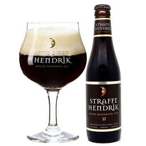Straffe Hendrik Quadruple 11% 330ml