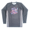 Twin Jitsu Long Sleeve Rashguard Front
