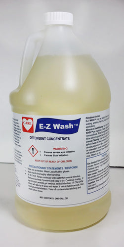 E-Z Wash Manual Dishwash Detergent, 4-1 Gallons Per Case