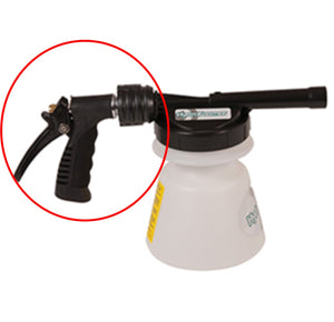 Hydro Foamer / Sprayer Pistol + Quick Connect Replacement Part/EA