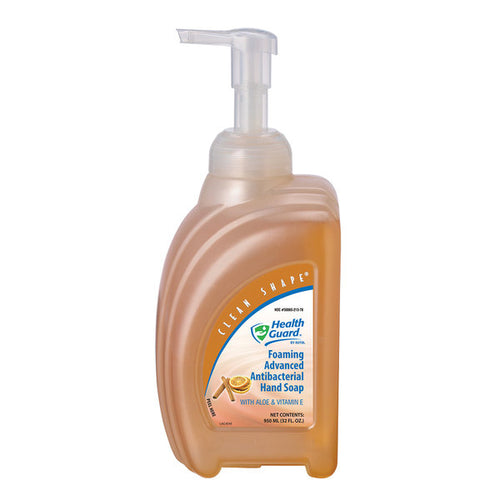 CleanShape (CS) Foaming Antibacterial Hand Soap, 8-950ml/case