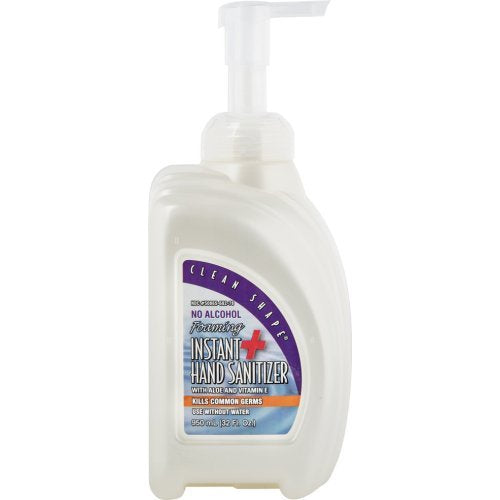 CleanShape (CS) Non Alcohol Hand Sanitizer Gel, 8-950ml/case