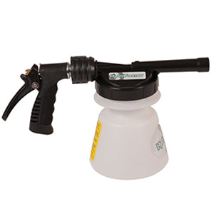 Hydro Foamer, 48 oz. (Water Hose Dispensing System) / Unit for Biocide Plus