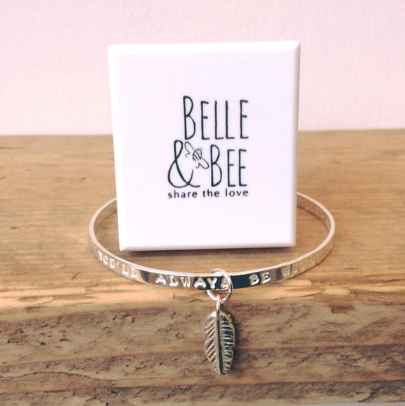 What Our Customers Say About Belle & Bee And Our Personalised Silver Jewellery