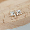 Belle & Bee Baby North Star earrings