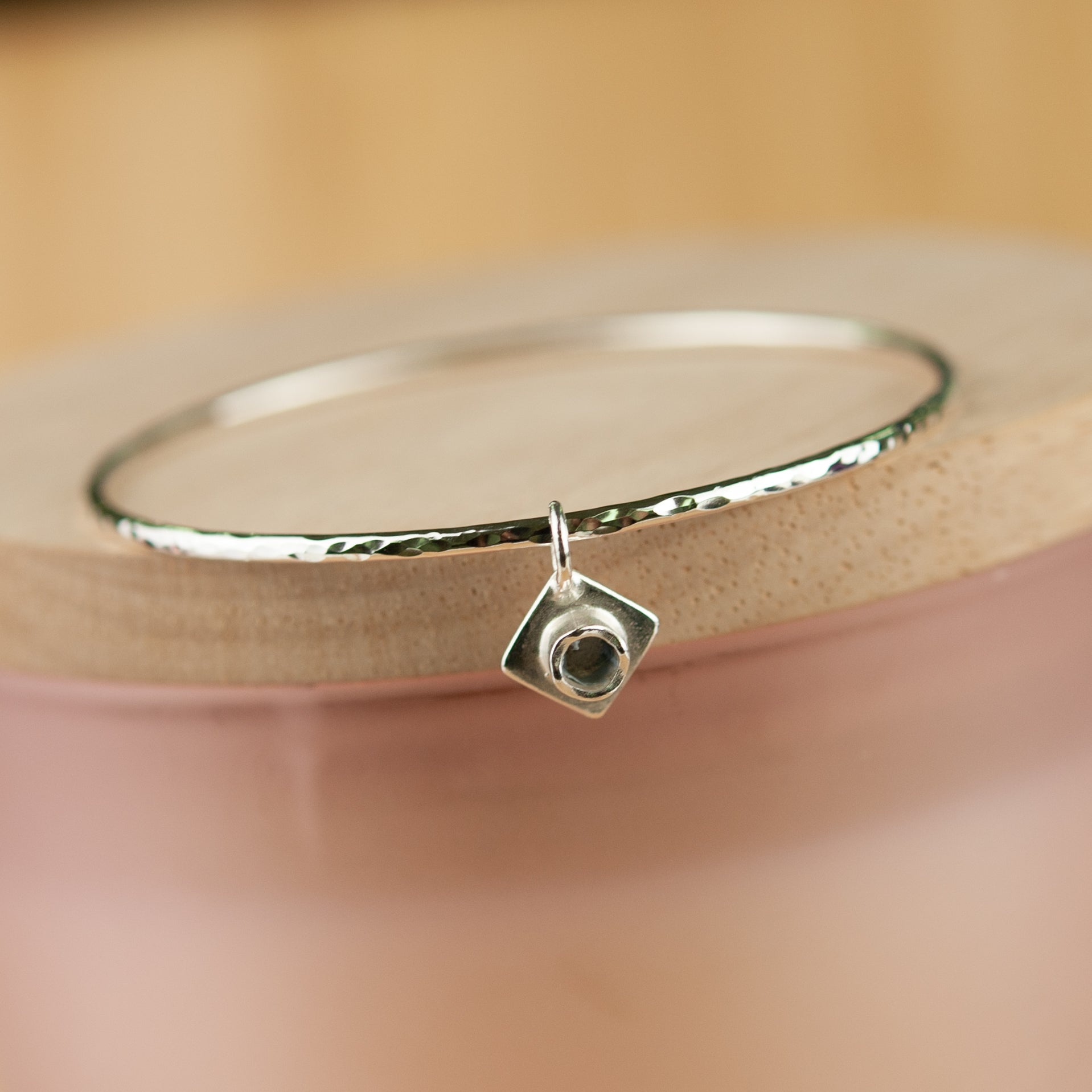 Belle & Bee graduation bangle