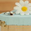 Belle & Bee ruby ring