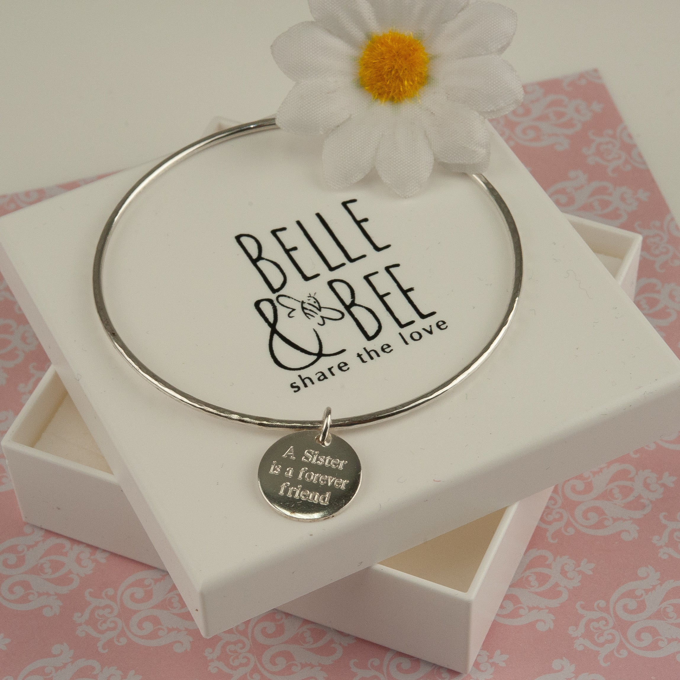 Belle & Bee sister bangle
