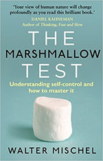 The Marshmallow Test: Understanding Self-control and How To Master It, Book - Eve and Elle