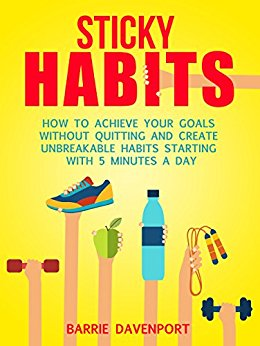 Sticky Habits, Book - Eve and Elle