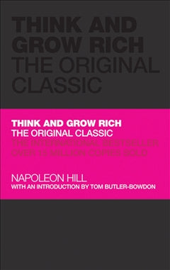 Think and Grow Rich, Book - Eve and Elle