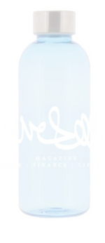 Eve & Elle Signature glass water bottle