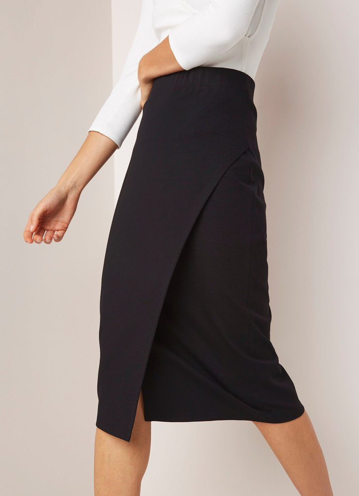 VANILIA Skirt in Black, Apparel - Eve and Elle