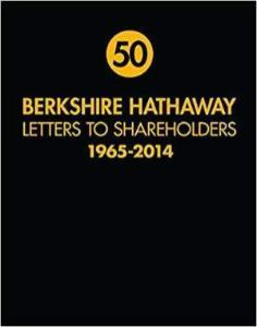 Warren Buffet: Berkshire Hathaway Letters to Investors Hardcover, Book - Eve and Elle