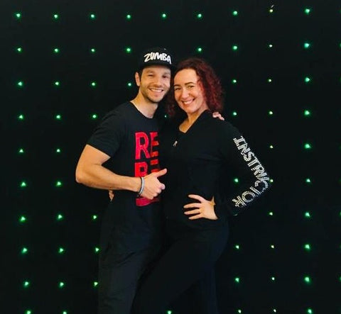 Lily and Viktor - Zumba Wear by Dance and Health