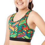 ZW Juniors All Star Scoop Bra