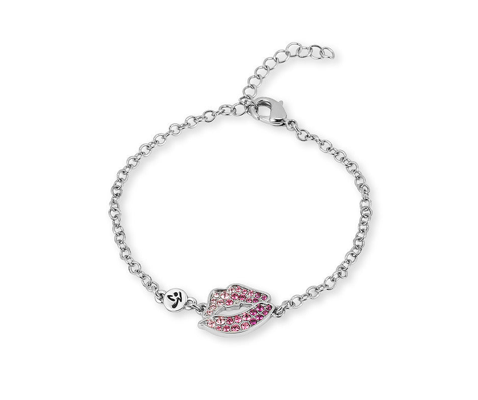 Zumba Kiss Bracelet With Swarovski Crystals