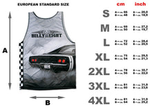 Billy Eight Rockabilly Tank Top