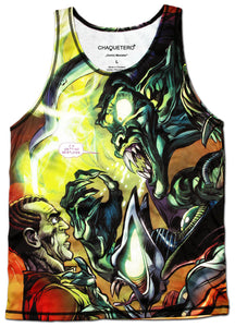 Comic Monster Tank Top