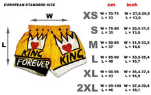 King Forever Muay Thai Shorts