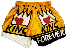 king forever boxing shorts