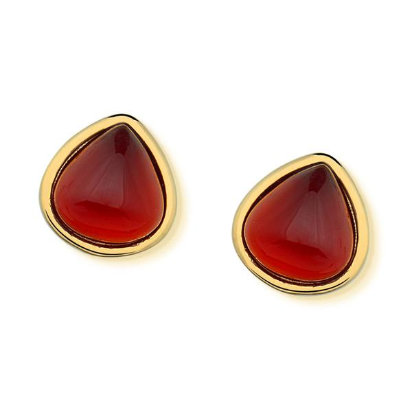 Red Agate Gemstone Collection
