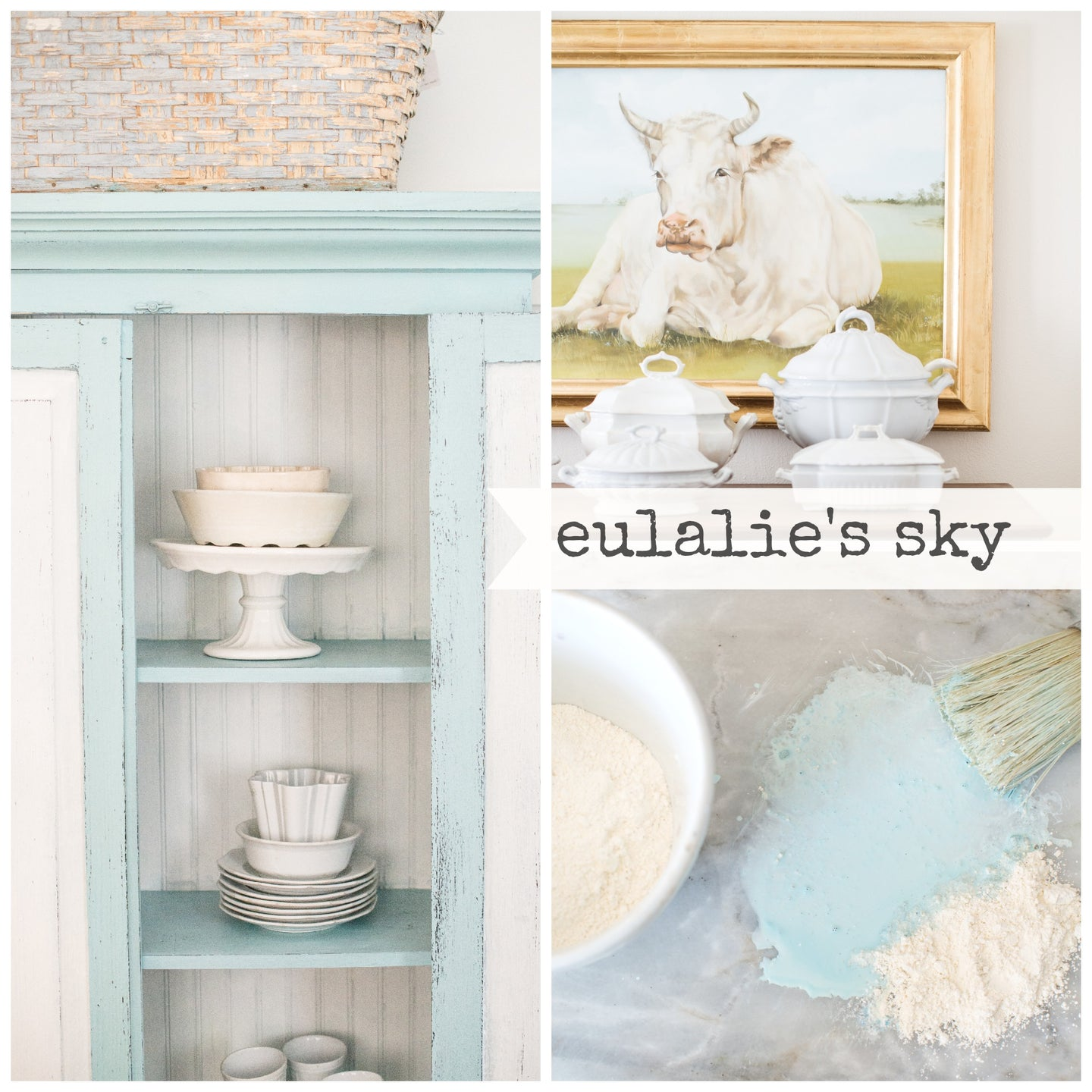 Eulalie's Sky - Miss Mustard Seed Milk Paint 230g
