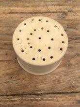 Load image into Gallery viewer, French Antique Ceramic Cheese Mould Large