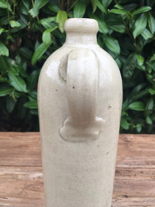 French Antique Stoneware Bottle
