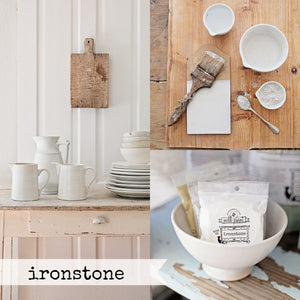 Ironstone - Miss Mustard Seed Milk Paint 230g