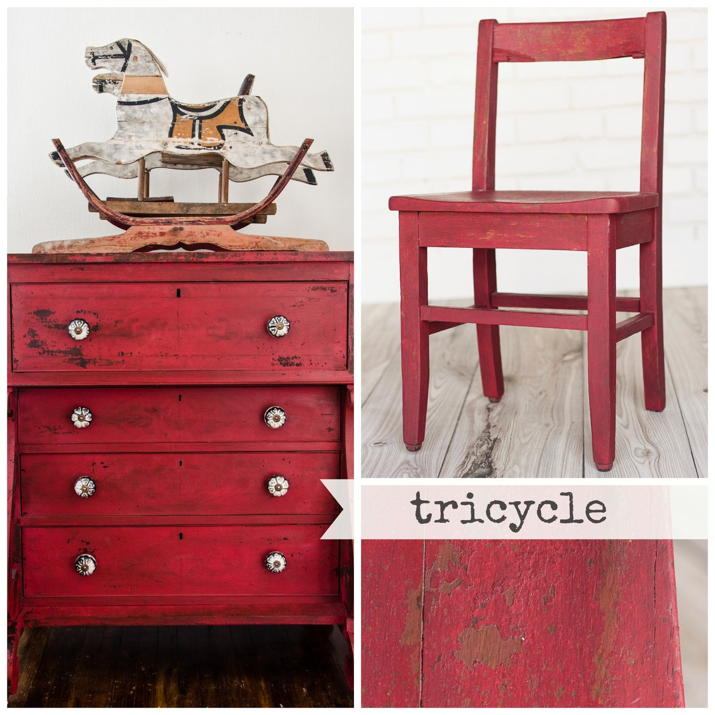 Tricycle - Miss Mustard Seed Milk Paint 230g