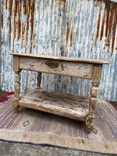 Load image into Gallery viewer, Kitchen Island Table - European Antique Pine