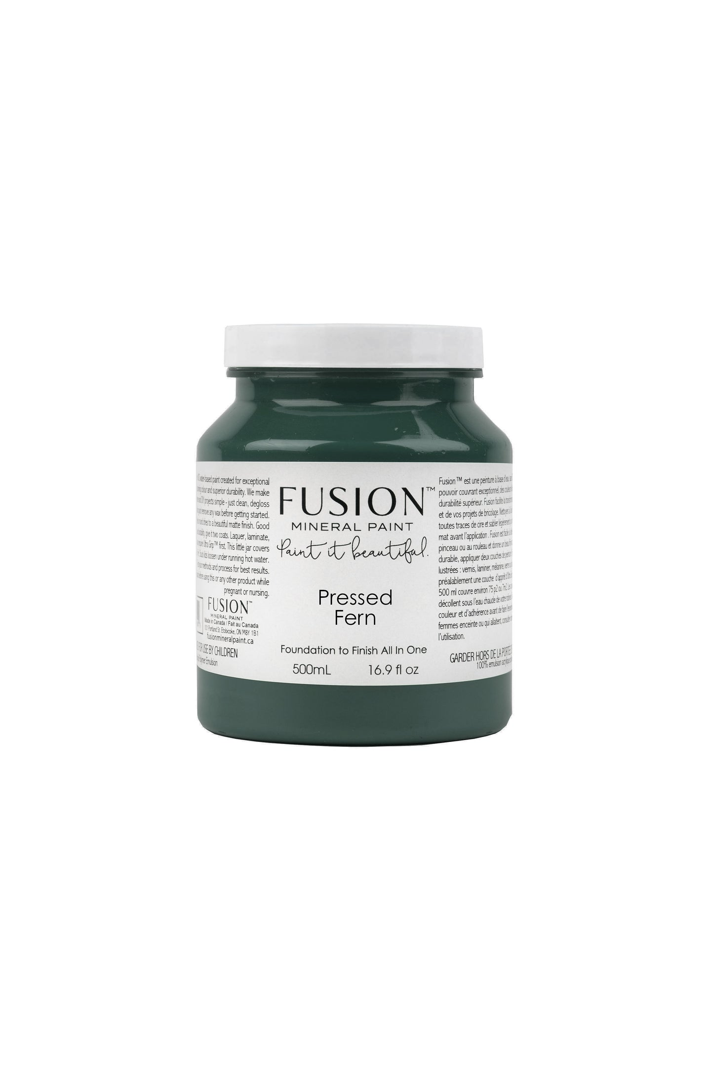 Pressed Fern FUSION Mineral Paint - Furniture Paint