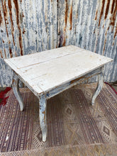 Load image into Gallery viewer, Scandinavian Kitchen Table - Scraped Patina