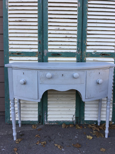 Antique Hall Console Table