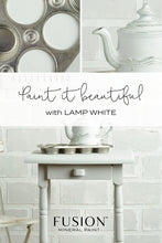 Load image into Gallery viewer, Lamp White FUSION Mineral Paint