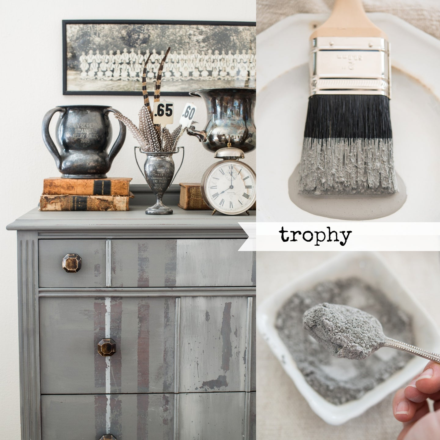 Trophy - Miss Mustard Seed Milk Paint 230g