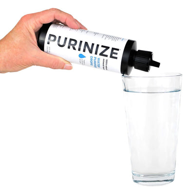 PURINIZE (8oz)- Natural Water Purifying Solution