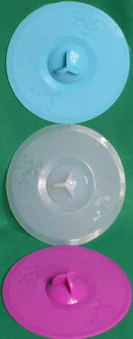 silicone drink lids - Sparta Country Candles