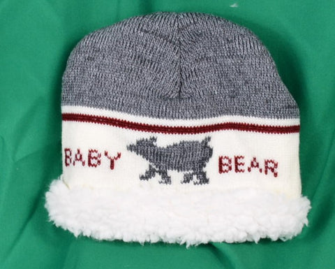 bear family winter hat - Sparta Country Candles